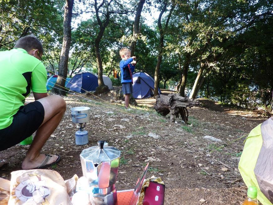 Chorwacja: śniadanie