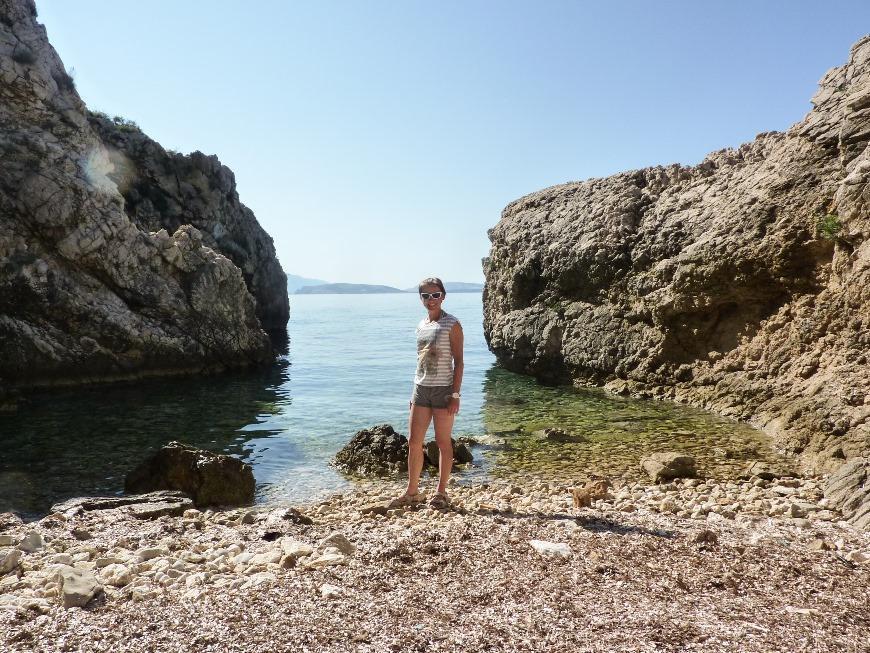 Chorwacja: woda, skały - cudo