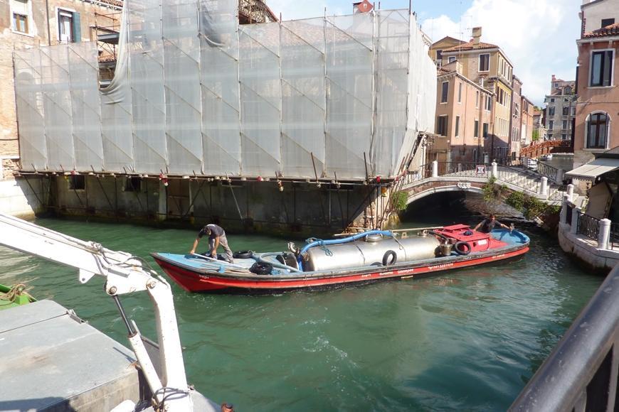 Wenecja - oczyszczalnia ścieków?