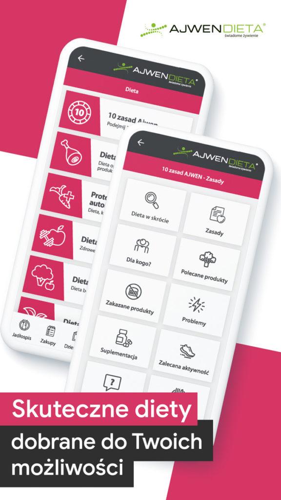 Aplikacja Mobilna Ajwendieta
